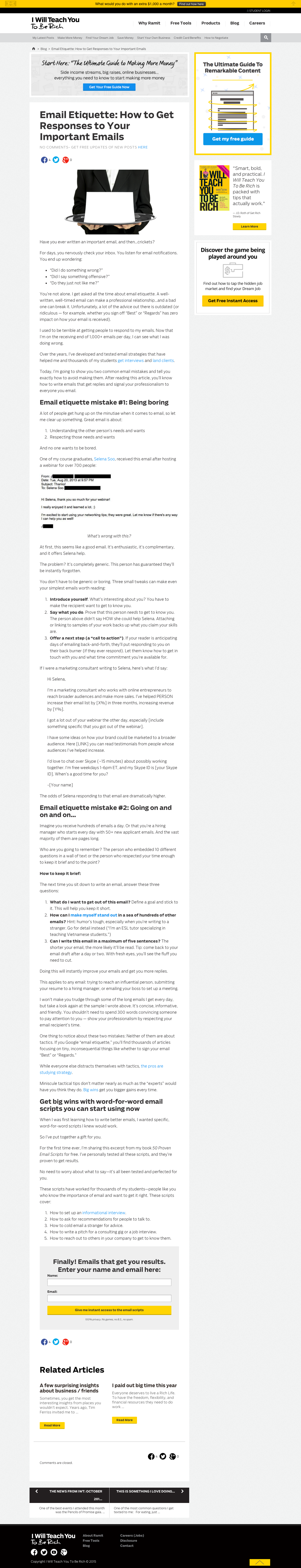blog posts direct response copywriter the perfect follow up email to send after your interview